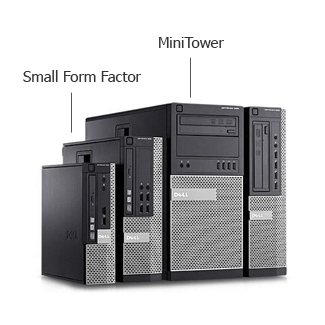 Supported  puters on dell optiplex mini tower